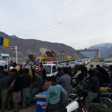 Oil tankers resume supply for hilly areas of GB, AJK and Chitral