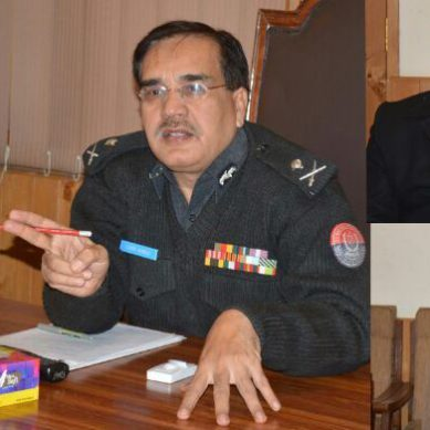 GB police to launch drive against narcotics and illegal weapons