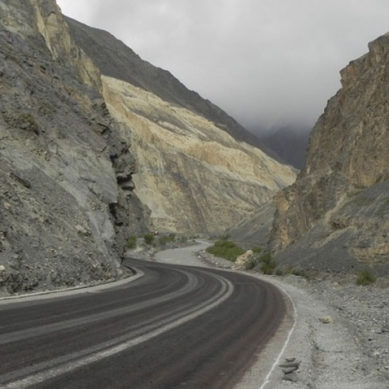 GB Chief Secretary sanctioned Rs100mn for Gilgit Ghizer Road