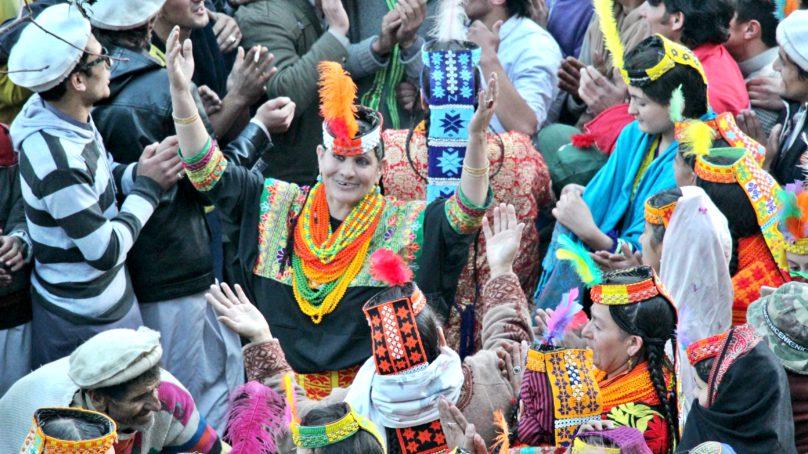Kalash celebrate Chatar Mas to welcome winter