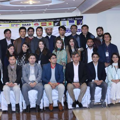 Chitral Youth Forum organizes Scholarship Expo in Islamabad