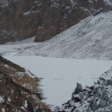 Expected Calamities of Viržrav Lake (Shimshal) Need Due Attention