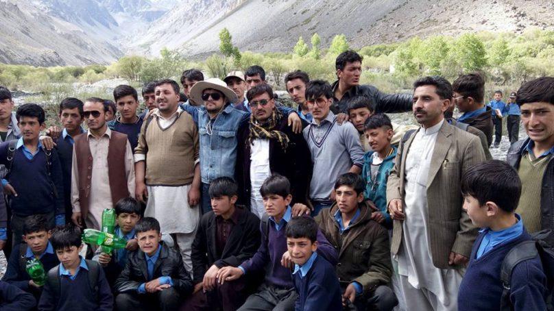 Syed Mujahid Ali Shah: A school teacher by choice