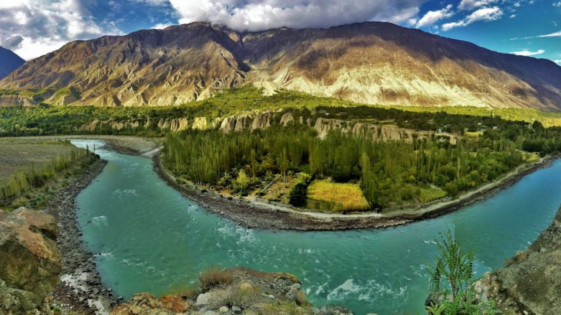 Impact of Climate Change on Water Resources in Gilgit-Baltistan