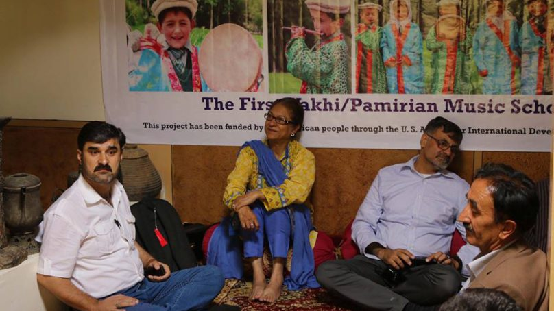 Asma Jahangir, a vocal supporter of Gilgit-Baltistan's rights, has passed away