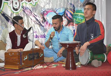 Baltistan Students Federation arrangeg musical night to mark Novruz festival in Rawalpindi