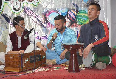 Baltistan Students Federation arrangeg musical night to mark Novruz festival in Rawalpindi