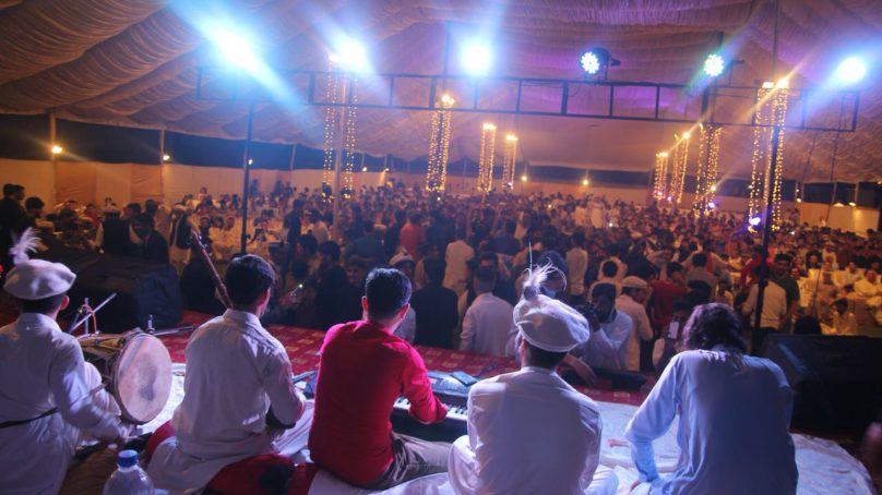 Chitral's enthralling music echoes in Karachi