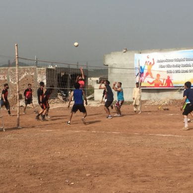 Navroz Volleyball tournament held in Barakaho, Islamabad