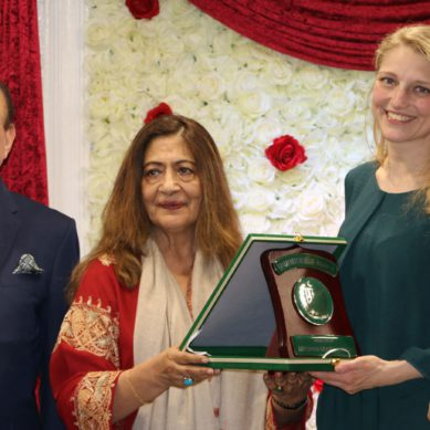 Governor and MLA Rani Atiqa discuss energy, tourism, waste management during Denmark visit