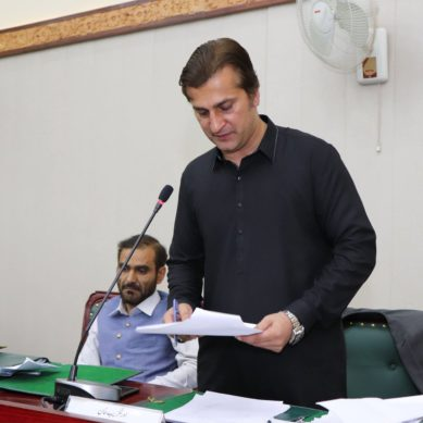 Opposition members accuse Law Minister of compromising Gilgit-Baltistan's interests
