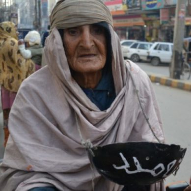 Are we really helping the beggars? Think again.