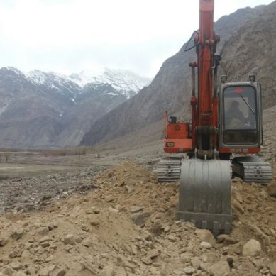 Gilgit-Baltistan's first underground electricity transmission line to be laid in Darkut Valley, Yasin