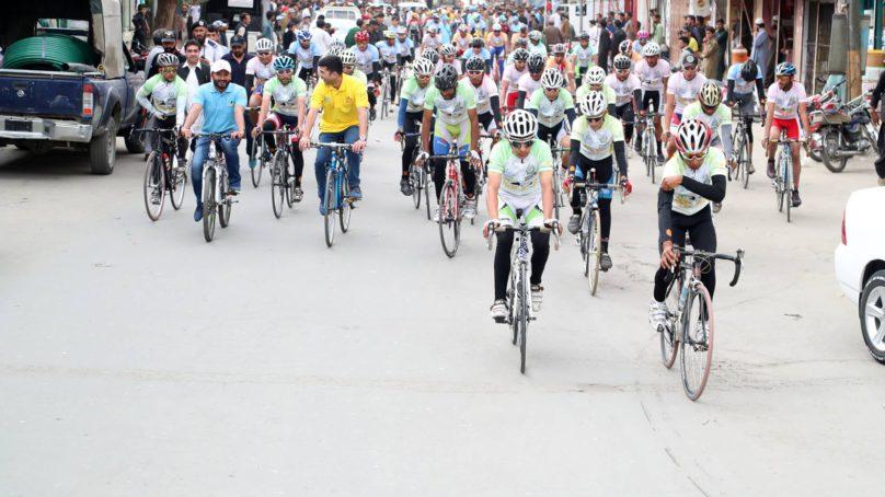 KKH blockade for Tour De Khunjerab rally irks residents of Hunza, Nagar