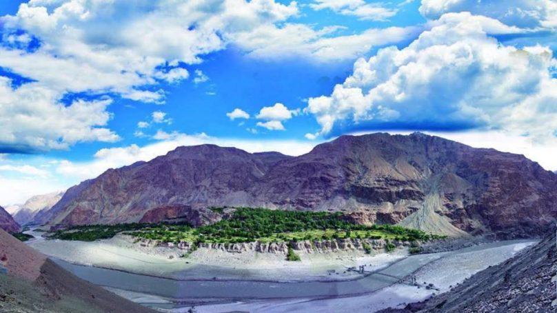 Chourbat Valley: A Hidden Paradise