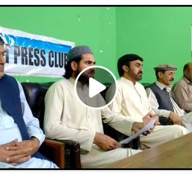 Joint Opposition gives GB govt two days to accept all demands of protesting traders