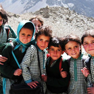 Problems of Students from Gilgit-Baltistan