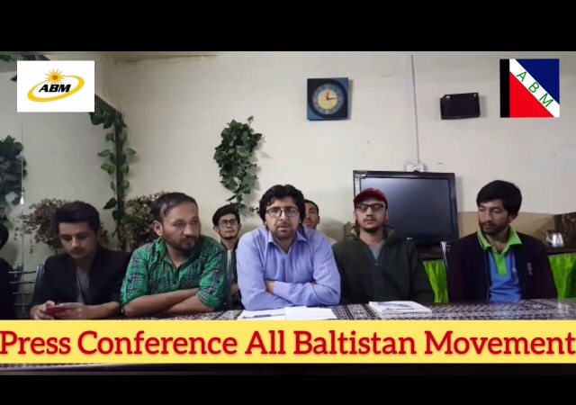 All Baltistan Movement to move court against Chief Secretary