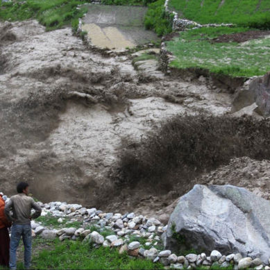 Violent glaciers and the hapless people of Gilgit-Baltistan