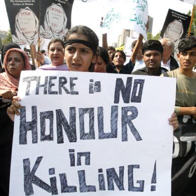 Jaglote: Husband kills wife in the name of honor