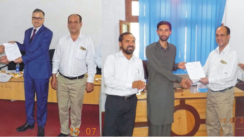 4th Faculty Council Meeting Convened at University of Baltistan, Skardu
