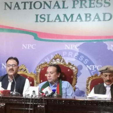 PTI accuses CM Gilgit-Baltistan of using govt funds for PMLN electioneering