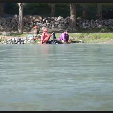 Two sisters drown in Indus River near Haramosh, Gilgit