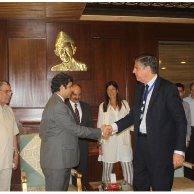 Italy to support Gilgit-Baltistan in promotion of Eco-Tourism , Ambassador Stefano Pontecorvo