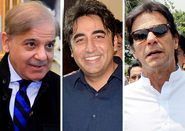 Gilgit-Baltistan in manifestos of PMLN, PPP and PTI