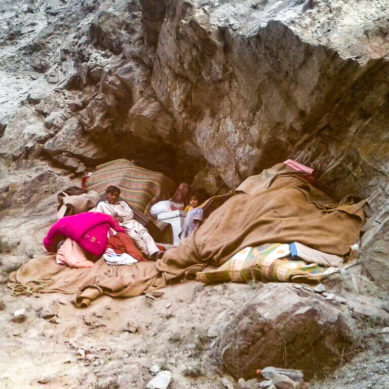 Residents of Ishkoman Valley Live In Fear, After GLOF Blocks Kurumbar River