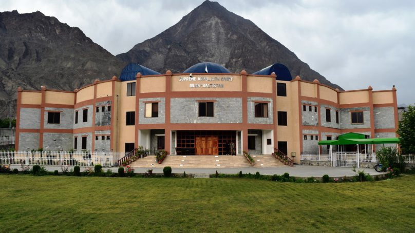 Gilgit-Baltistan Supreme Appellate Court revokes Govt. of GB Order 2018