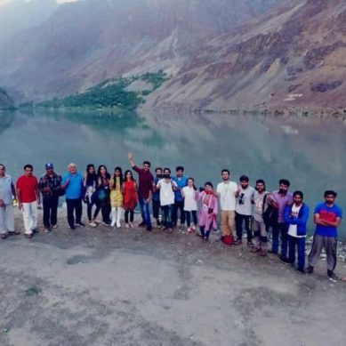 Ghizer: The Land of Mysterious Beauty