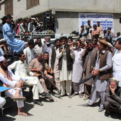 Chitral's potato growers want newly imposed transportation tax withdrawn