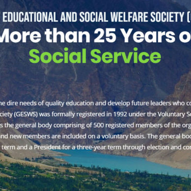 Gulmit Educational and Social Welfare Society appoints new executive body
