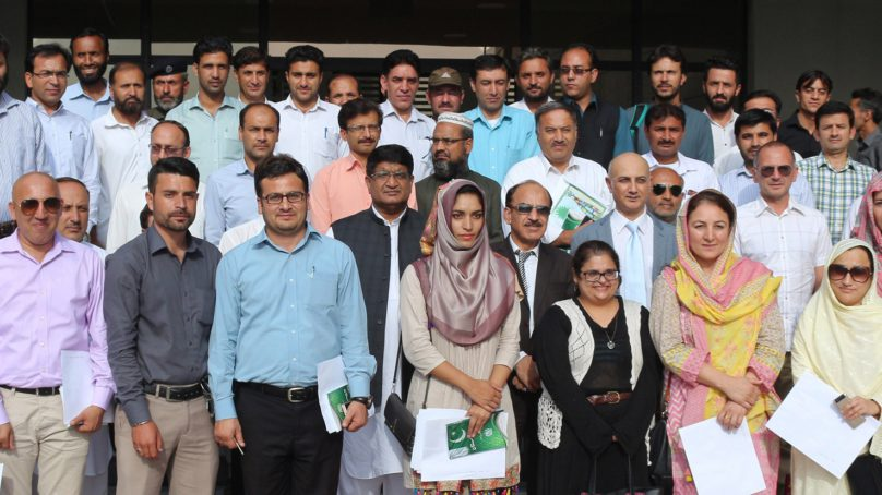 Reconstruction of Inclusive Islamic Society discussed during workshop at KIU, Gilgit
