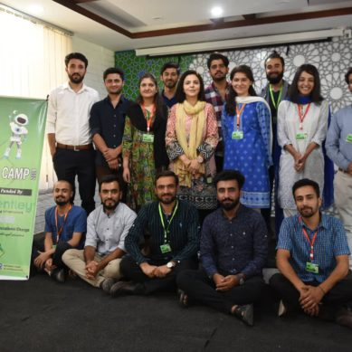 OEC organizes TECH CAMP 2018 in Gilgit