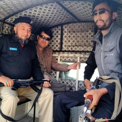 Gilgit court orders release of journalist Daulat Jan Mathal