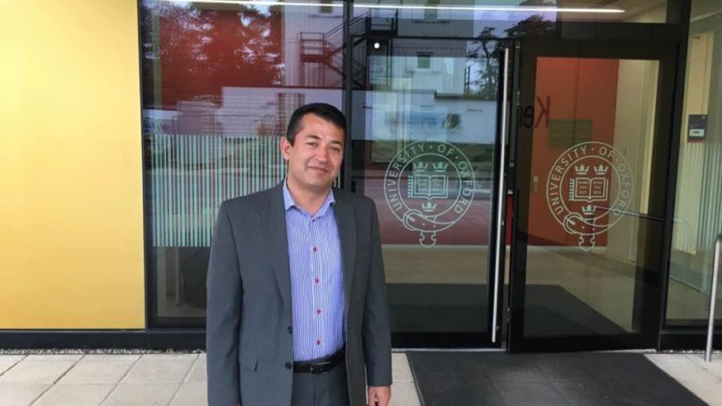 Shaukat Ali Khan appointed Chief Information Officer of University of Central Asia (UCA)