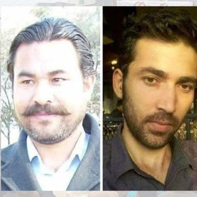 Vocal activists, Asif Naji and Shabbir Mayar, arrested in Skardu
