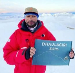 Sirbaz Khan: The first Pakistani to summit 9 of the world's 14 highest peaks
